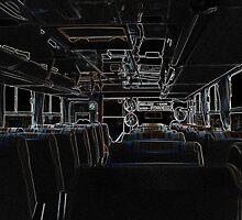 autobus by Anna Ajtner