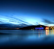 Canberra Blues by Ben McCarthy