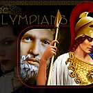 Gods and Goddesses of Olympus by Ivy Izzard