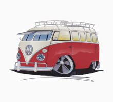 VW Splitty (15 Window) Camper (A) Kids Clothes