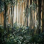 Forest Light II by Cherie Roe Dirksen