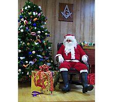 Santa Alki Lodge 2276 Photographic Print