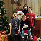 Alki Lodge Santa 2326 by Kristin Bennett