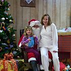 Alki Lodge Santa 2330 by Kristin Bennett