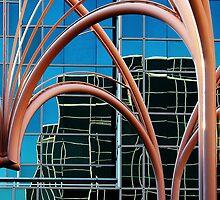 Metal & Glass by Dennis  Roy Smigel