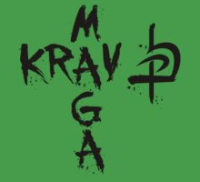 Krav Maga by Steve's Fun Designs