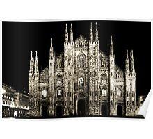 Milan Cathedral - Duomo Poster