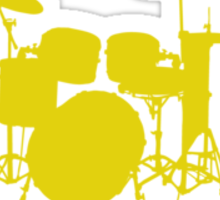 Bell Street Blues Jam - Instruments Sticker