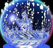 Snow Globe by Tanya Newman