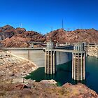 Hoover Dam by luc1ddr3am