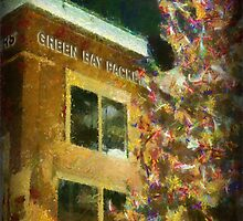 Christmas at Lambeau by Jigsawman