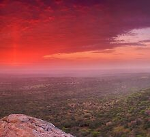Intaba Inkosi; The Mountain of the King by Andrew Doggett