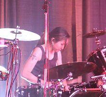 Echostream in Concert at Nekocon, Jen by Okeesworld
