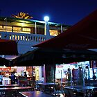 Beach House Cafe- Eastern Beach Geelong Au by Rhonda F.  Taylor