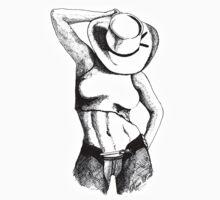 Sexy Cowgirl by Adara Rosalie