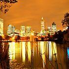 Perth City by Andrew  Semark
