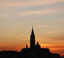 Venice at Sunset by jojobob