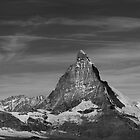 Switzerland in Black & White by Nick Bradshaw