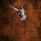 """Dove of Peace"" by StarKatz"
