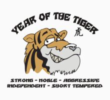 Funny Year of The Tiger by ChineseZodiac