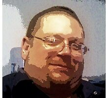 Ossig - Photo Sketch - PDX Truck Driver by saryis