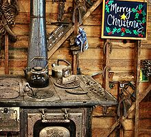 Vintage Christmas by pat gamwell