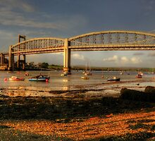 Saltash Passage by phil hemsley