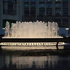 Lincoln Center by Karen Checca