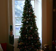 Toy Room Christmas Tree by kkphoto1
