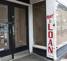 Money to Loan by Michael McCasland