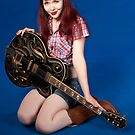 Rockabilly Guitar by rockabillykat