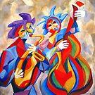 PLAYERS by IRENE NOWICKI