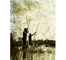 Rustic Lineage Photographic Print