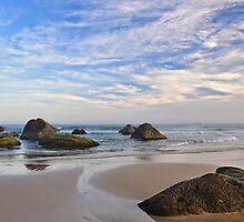 Redhead Beach NSW Australia by Bev Woodman