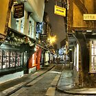 Christmas at the Shambles, York by MartinWilliams