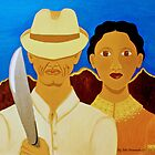 Puerto Rican Gothic by ArtByMia