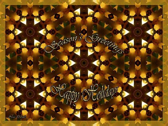 Seasons's Greetings - Happy Holidays by Nira Dabush
