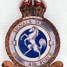 No 2 Signal School, RAF Yatesbury by Woodie