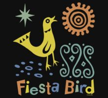fiesta bird - dark by Andi Bird