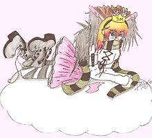 pocky-princess by Felishalisha