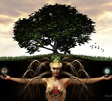Gaia's Child by Esther Johnson