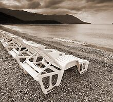Watching the Sea by Anton Gorlin