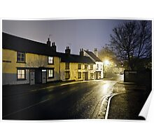 St. Mary's Gate - Ripon Poster