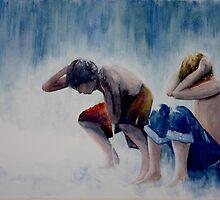 Caught in the Rain by Debbie Schiff