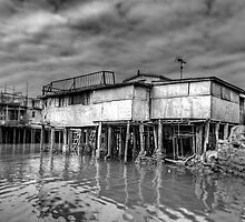Stilt Houses - HDR by HKart