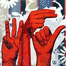 Sign09WHY - Hands using American Sign Language for the word WHY by GILLERHEAD