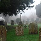 Silent Graves, Holmer Church, Hereford by wesleyj1954