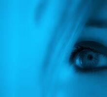 Totally blue by AleFletcher