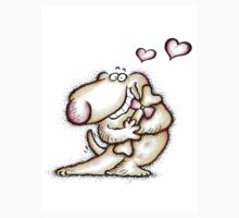 Valentine's Day Love Dog by HolidayT-Shirts