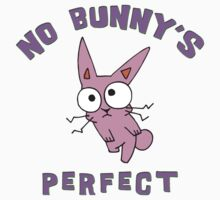 "Easter ""No Bunny's Perfect"" by HolidayT-Shirts"
